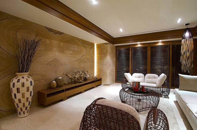 112平米的房子装修只花了8万,东南亚风格让人眼前一亮!-香林郡装修