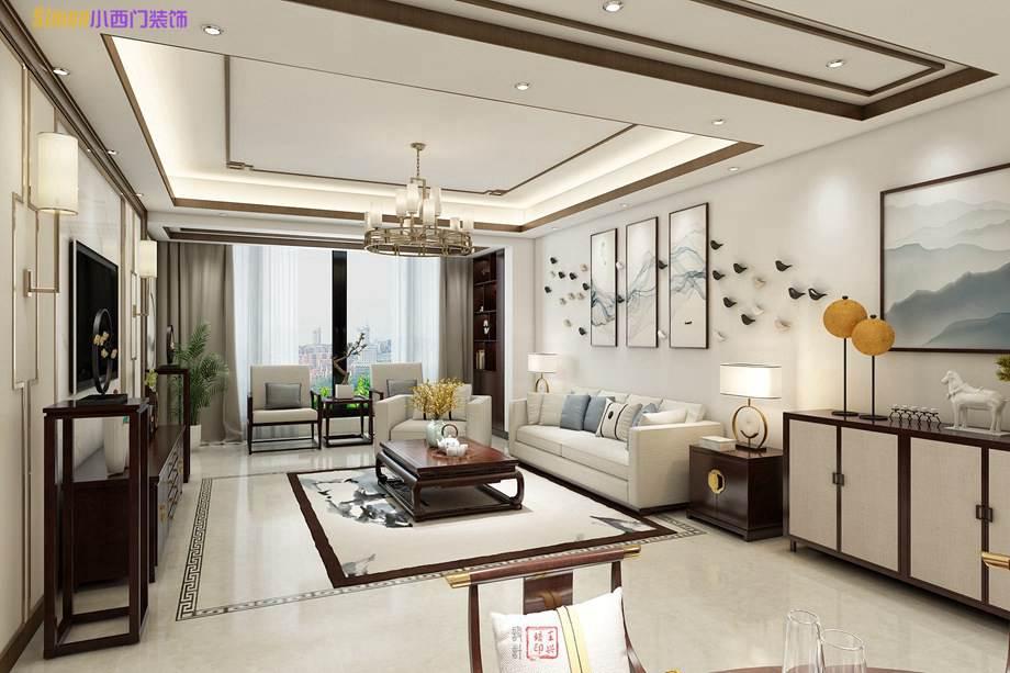 兴义小西门装饰介绍2019年流行的吊顶设计及吊顶的施工工艺