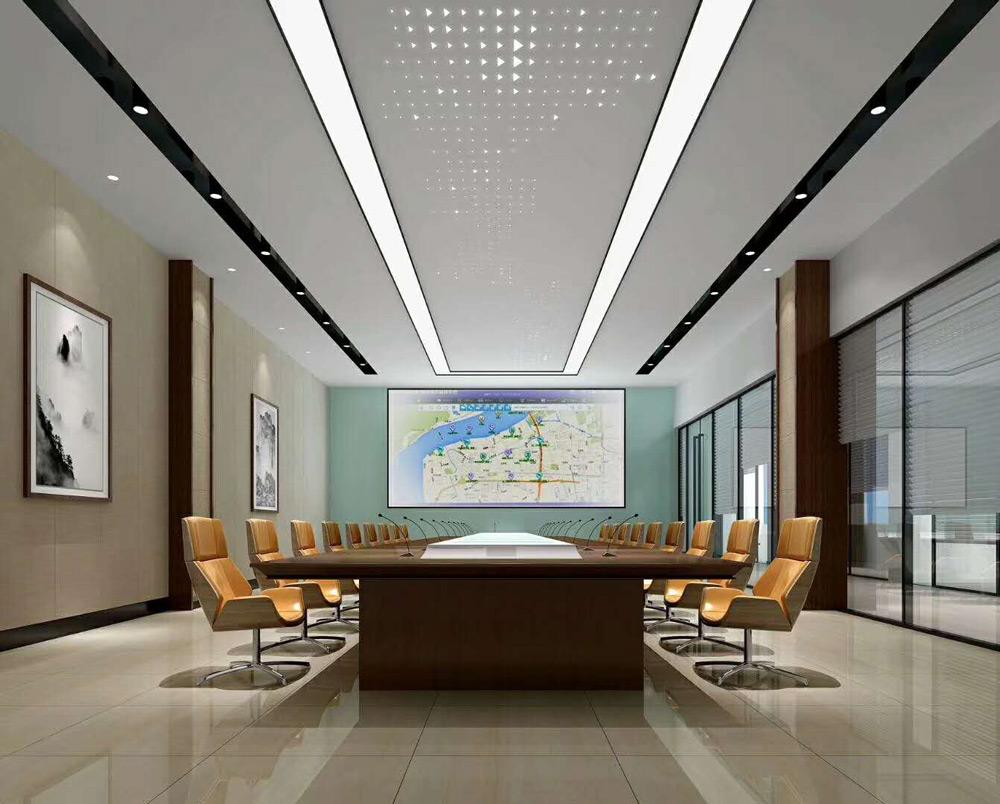 開發區辦公樓效果圖