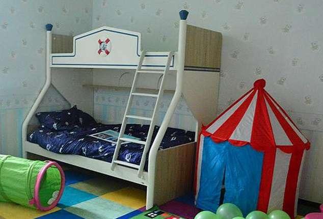 襄阳装修公司教你装孩子喜欢的儿童房