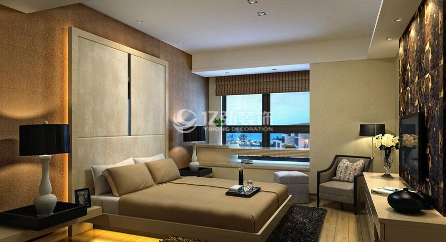 民发都会山140平米四室两厅装修效果图
