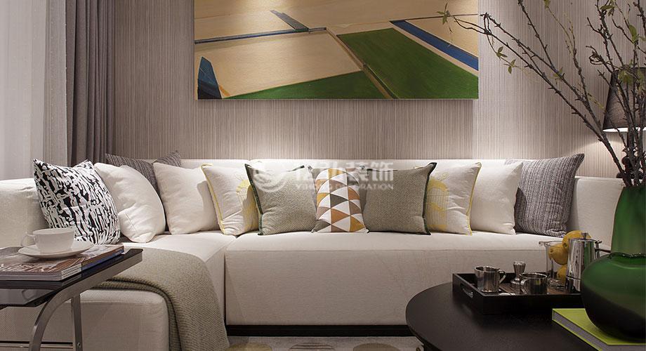 襄阳装修案例153平米三室两厅北欧风格装修案例,简洁自然,清新脱俗!