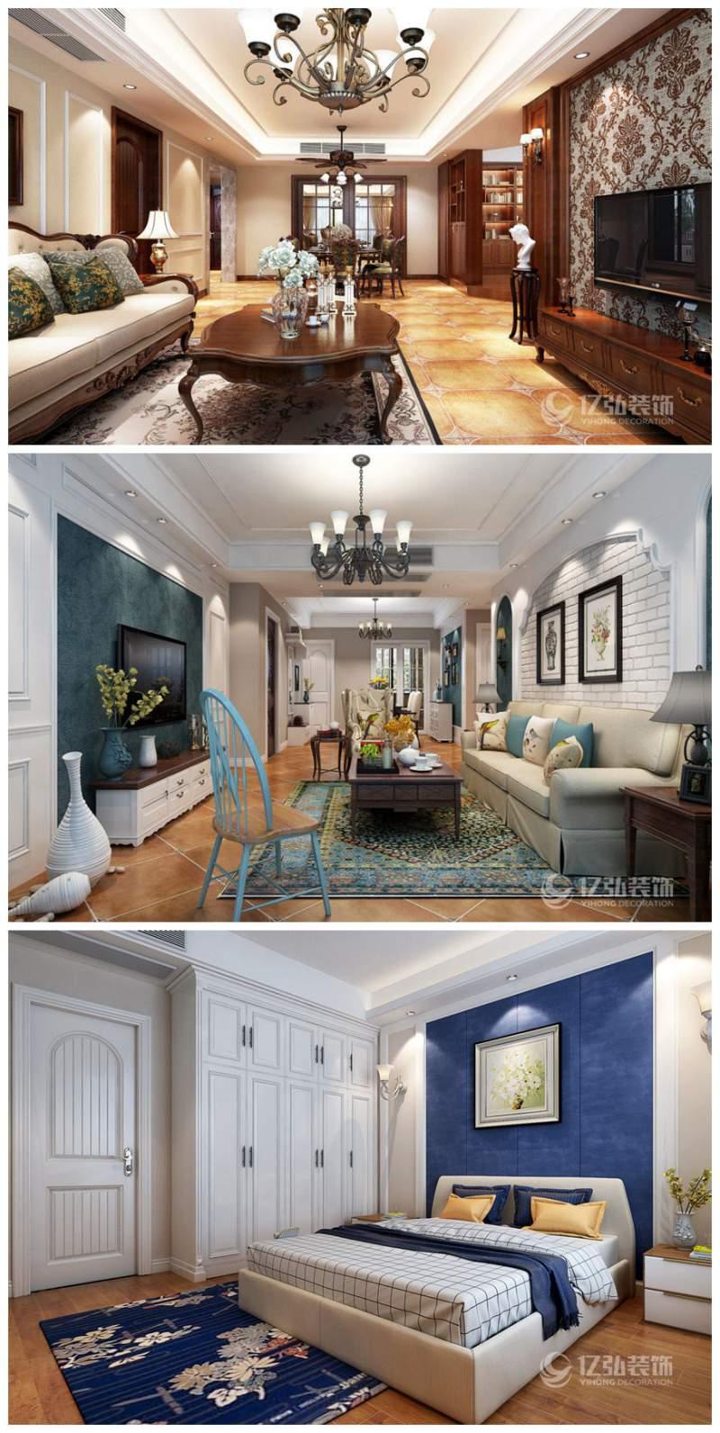 美爆了!五一带您看看如景如画的家居装修!