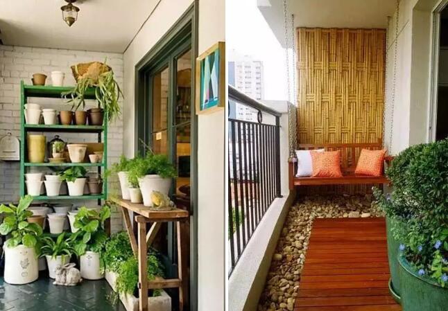 装修时阳台墙面要不要贴砖?贴什么样的砖好呢?