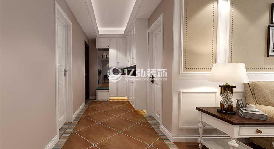 紫荆花园200平米简美风格复式楼装修,时尚优雅大气!