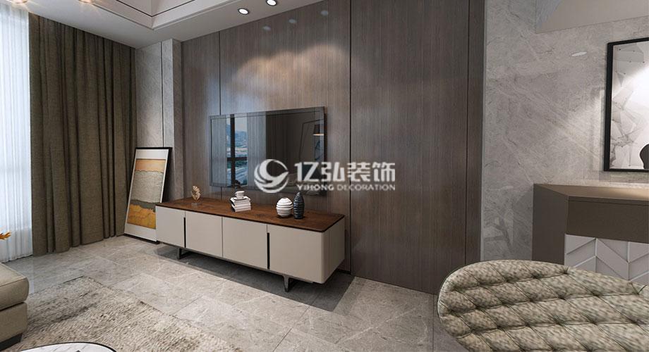汉水华城200平米现代风格复式楼,时尚奢华的舒适之家!