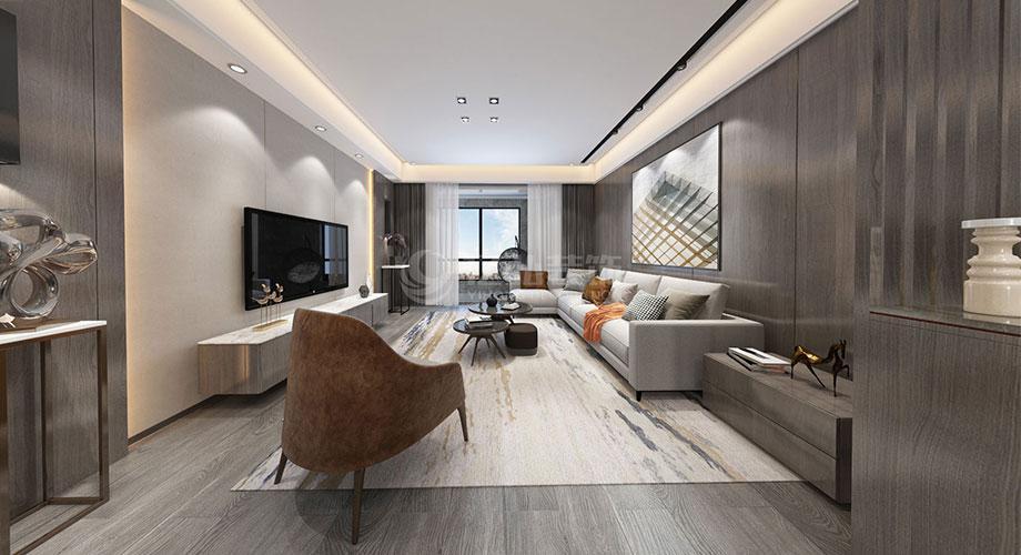 现代风格客厅装修效果图合辑!