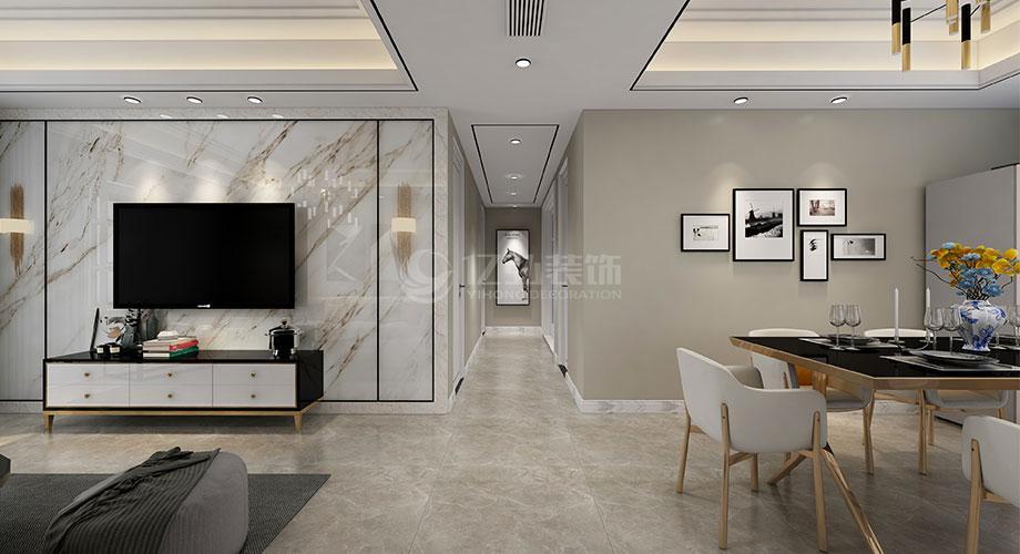 襄阳装修案例6款高颜值的电视背景墙,将现代风格的颜值展?#20540;?#28107;漓尽致!
