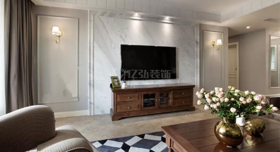 电视背景墙的几种装修方式,后悔没有早点看到!