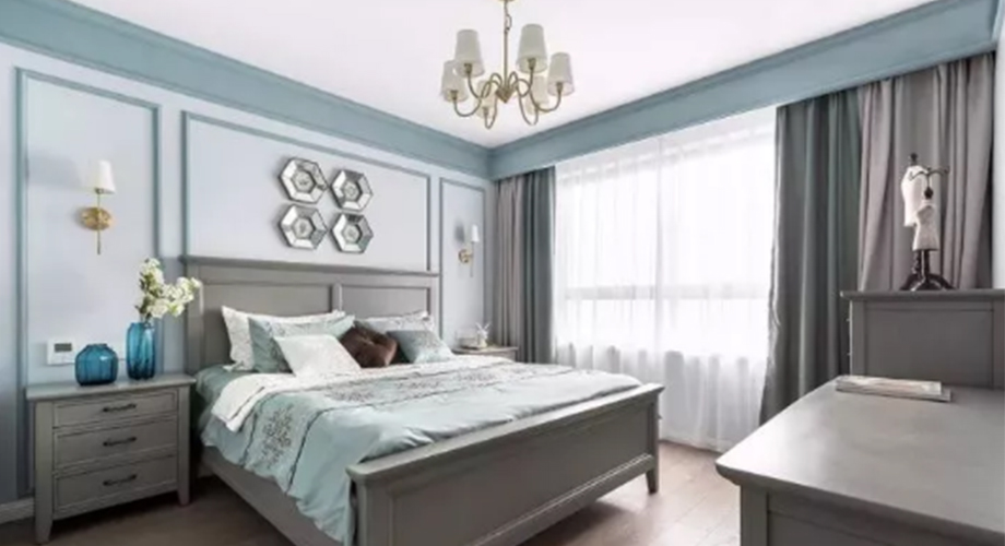 8款卧室装修效果图,这样的家我喜欢!