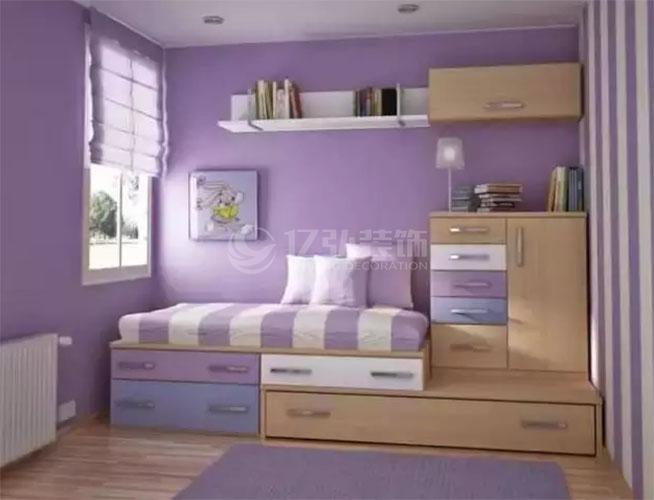襄阳装修案例几款卧室装修效果图,不仅有创意,?#22266;?#30465;空间!