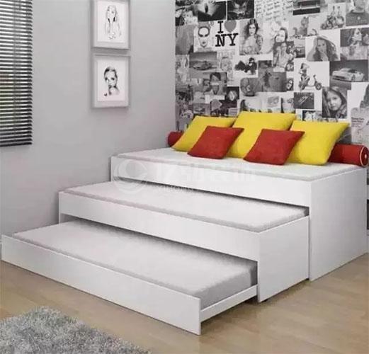 几款卧室装修效果图,不仅有创意,还特省空间!
