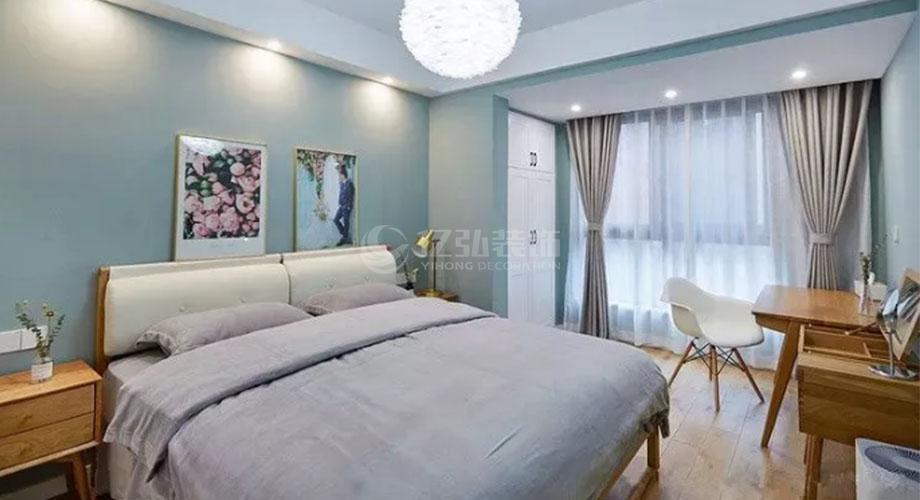 卧室背景墙装修效果图,太美太有格调了!