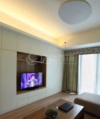 电视背景墙装修效果图大全,怎么看都不腻!