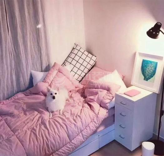 襄阳装修案例几组ins风小卧室装修效果图,简单温馨房间装修!