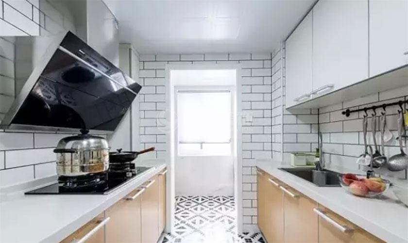 襄阳装修案例厨房装修效果图:不挑户型的几款厨房设计,总有一款适合你!