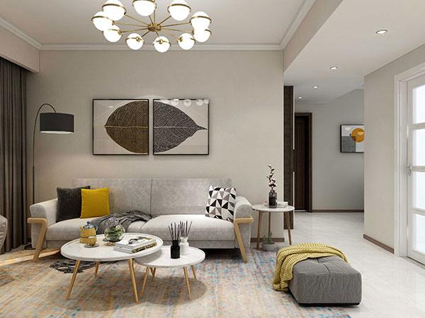 【家居风水】客厅风水注意沙发背后的细节!
