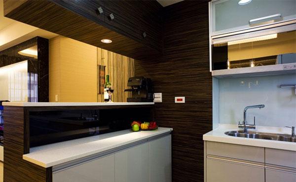 家庭装修吧台的实用性到底有多大?