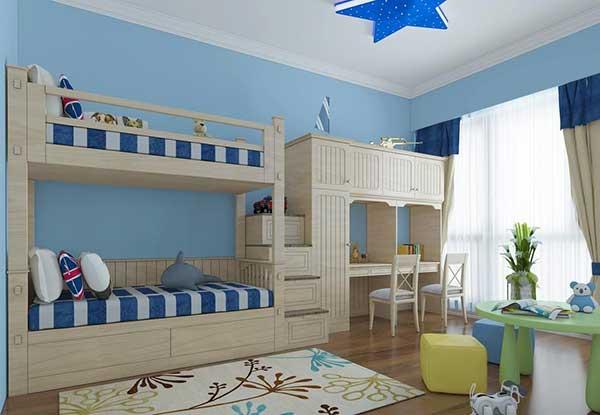 【家居风水】儿童房装修风水禁忌,给二胎宝宝一个舒适的生活空间!