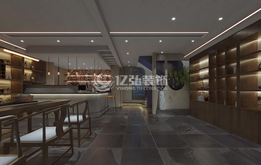 悦活荟170平现代风格案例鉴赏!