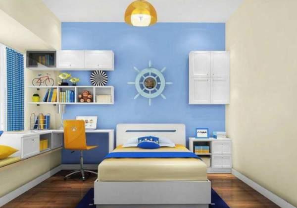 家居装修时,儿童房装修禁忌常识,给孩子一个安全的家!
