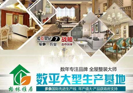 黔南苗族自治州活动央视上榜品牌—格林雅居