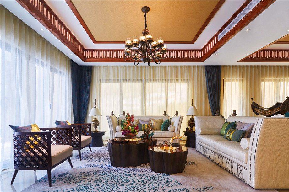 东南亚风格三室两厅