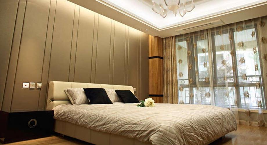 现代风格 三居室
