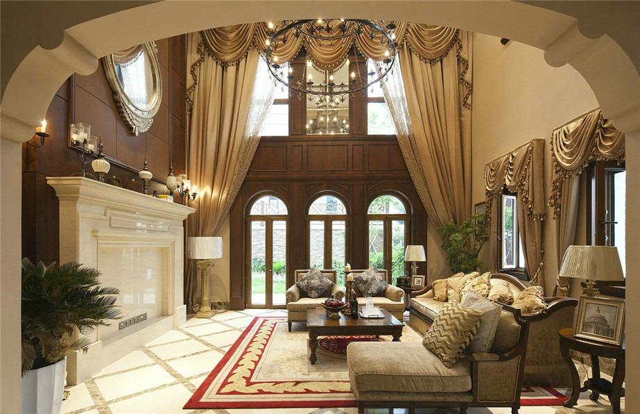 美式风格 别墅