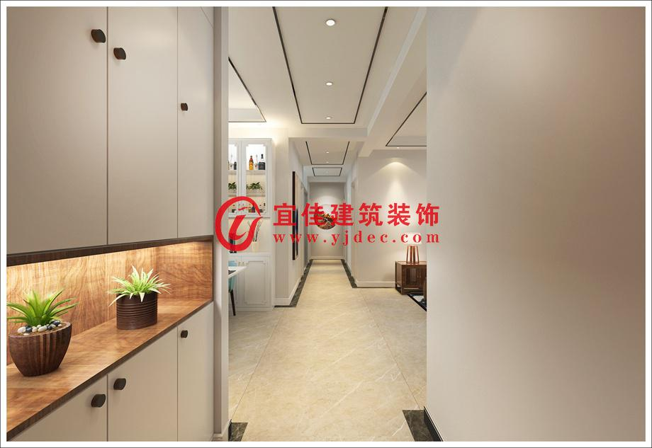 新中式風格 142平米