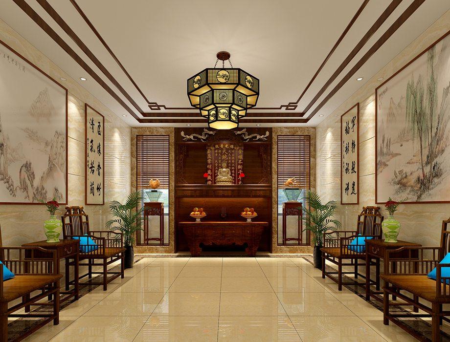 中式风格180平米