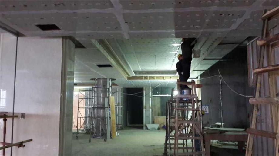 廣州裝修案例湖南桃江華美達酒店