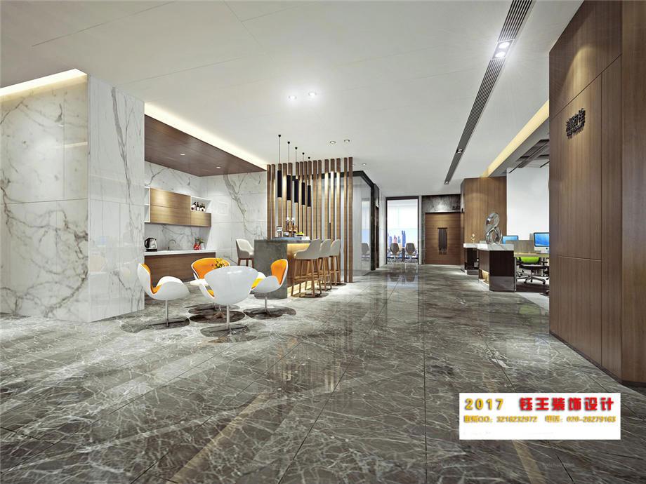 廣州裝修案例珠江新城