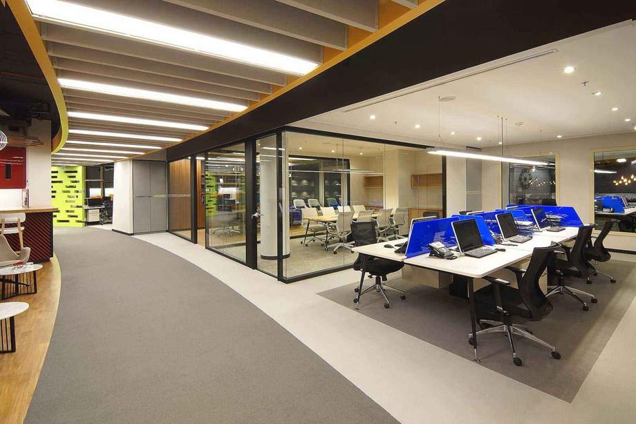 辦公室裝修設計中會議室設計的注意事項
