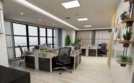 講述辦公室裝修施工中施工圖起到的作用