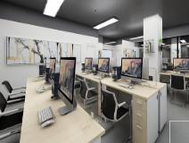 分享辦公室裝修如何讓空間變得更大的技巧?