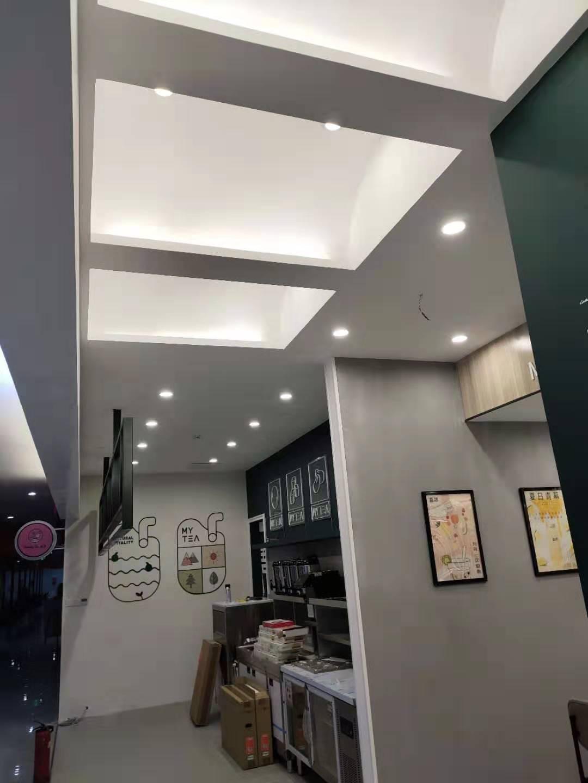 廣州榮創餐飲-吾沏展廳