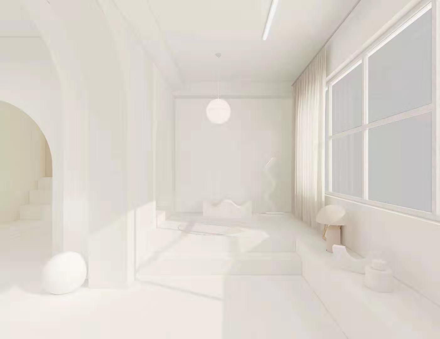廣州裝修設計師白空間攝影基地