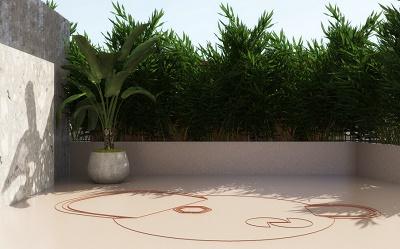 黃埔南崗樓頂花園展廳