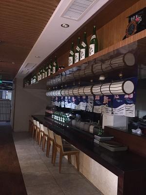 體育中心日本料理館