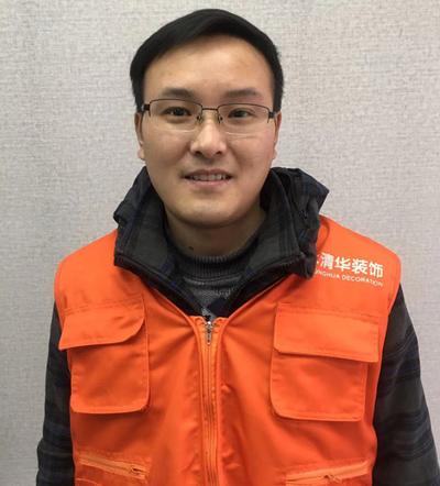 淄博装修工长孙权
