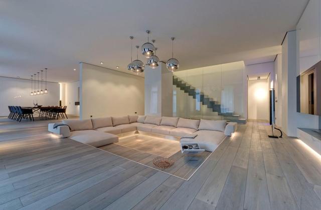 唐山下沉式客厅如何装修设计?