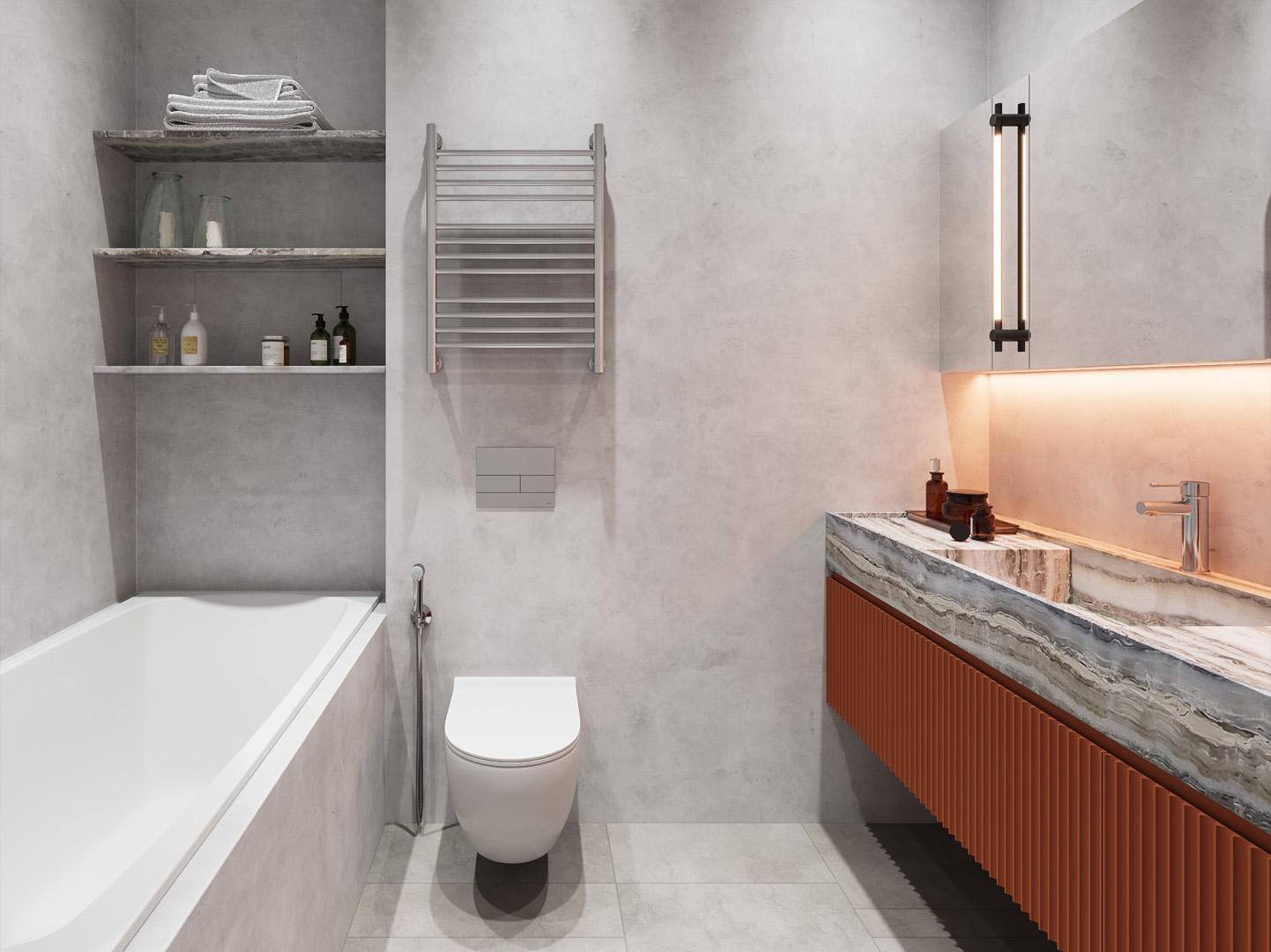 卫生间装修流程及注意事项有哪些?紫名居装饰公司