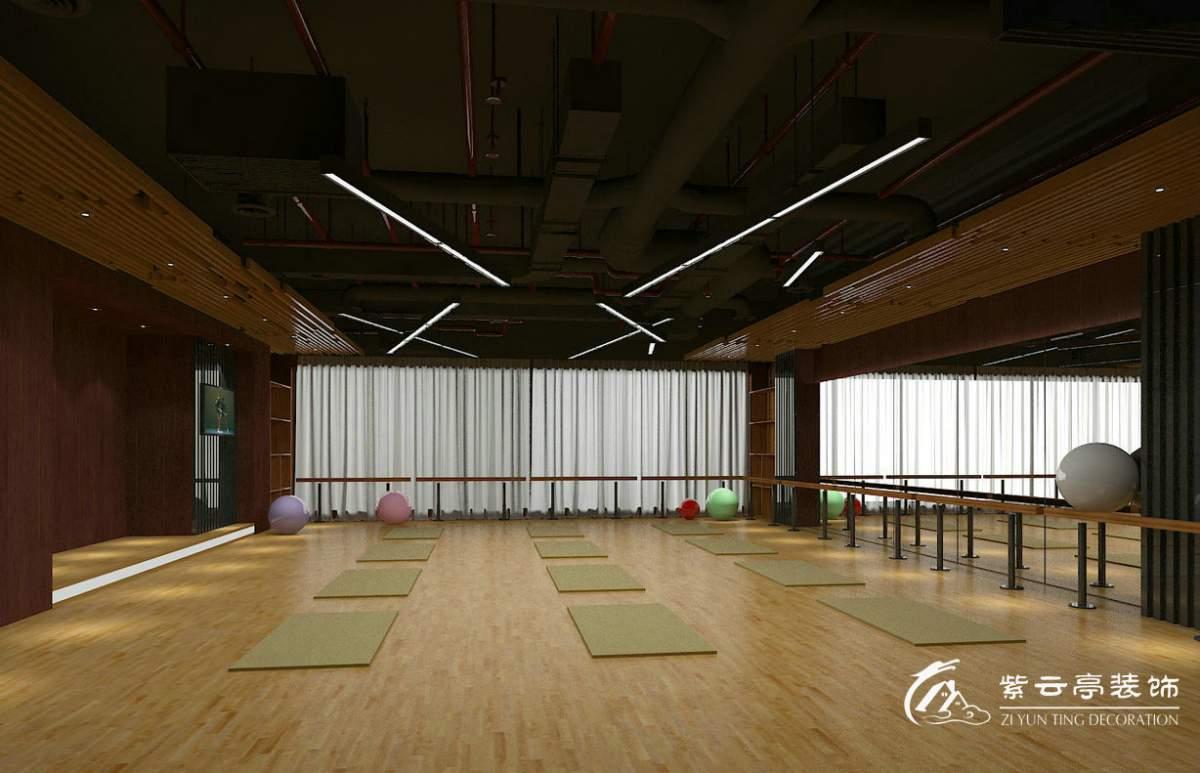 扬名广场舞蹈培训室