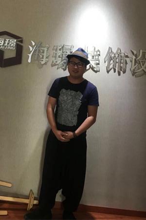 杭州装修设计师刘斌