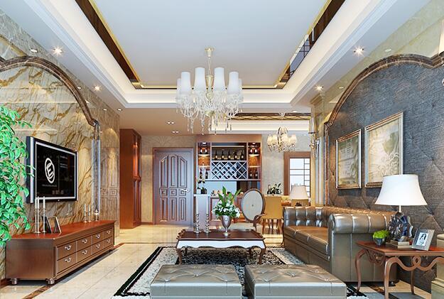 鄱阳腾达装饰分享:客厅墙面用什么材料好?