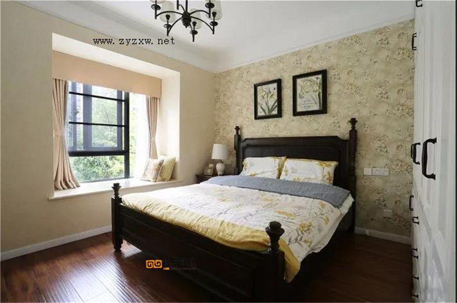 遵義裝修案例金科中央公園103平美式風格設計