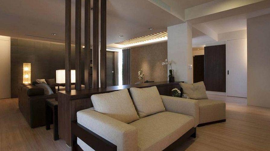 漳州装修案例297坪米中式风格五居