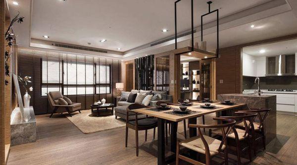 漳州装修设计师139坪米现代简约三居