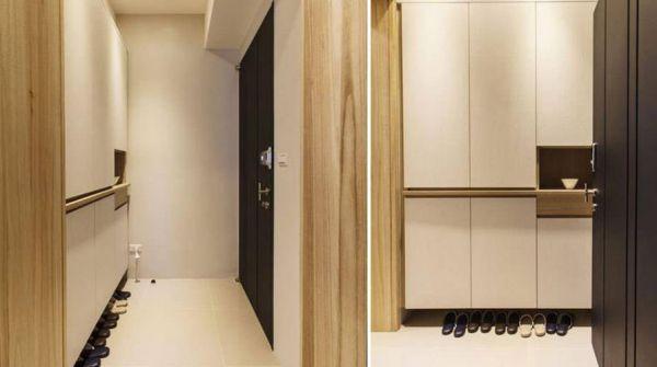 漳州装修设计师92坪米日式风格三居